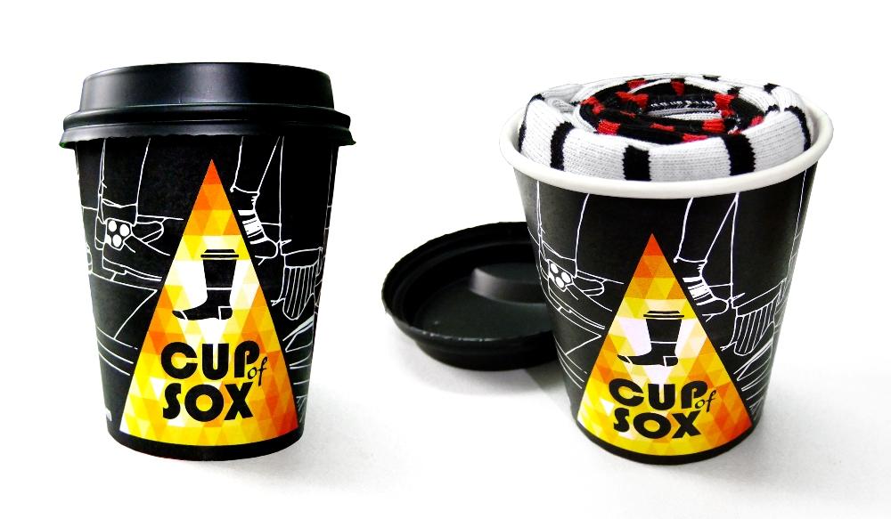 Cup of sox - opakowanie