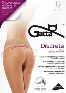 gatta - discrete