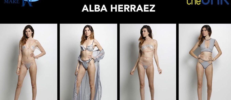 MŁODE PROJEKTANTKI – ALBA HERRAEZ